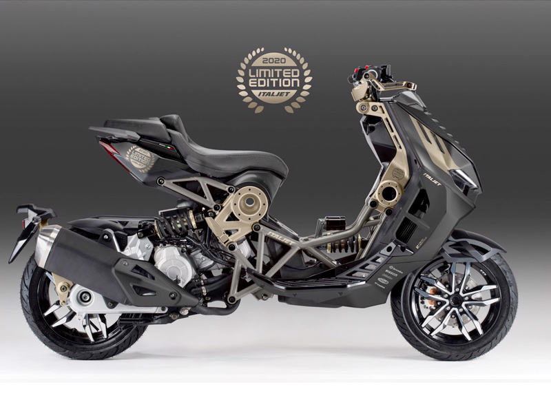 Dragster 200 ABS First Limited Edition