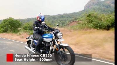 Honda CB350 2021