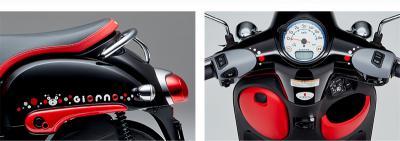 Xe Tay Ga 50 Honda Giorno Kumamon 2021 sang trọng