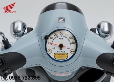 Xe Tay Ga Honda Giorno 50 2021 SX Tại Nhật