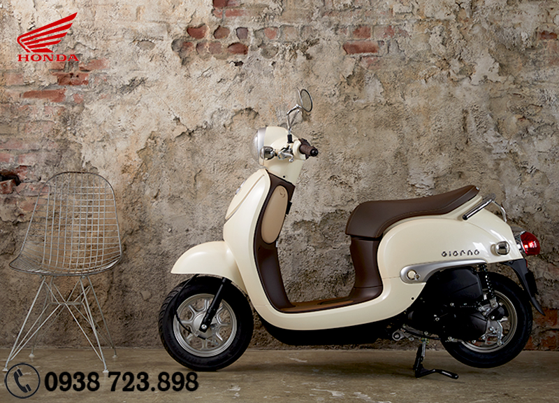 Honda Giorno 50cc 2021
