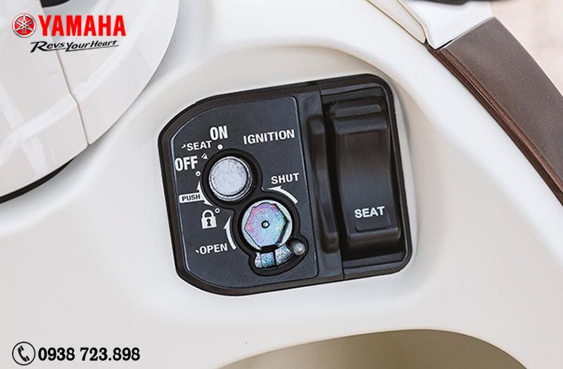 trụ chìa kháo Yamaha Vino 50 2021