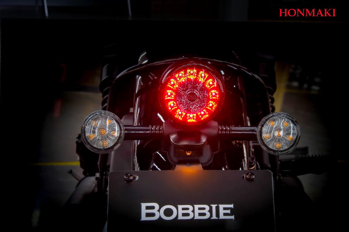 đèn sau Honmaki Bobber 650 2021